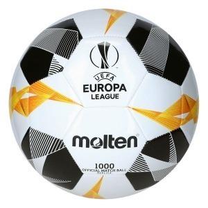 Balón de Fútbol Molten F5U1000-G19 UEL Blanco TPU (Talla 5)