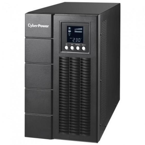 SAI Online Cyberpower OLS3000E/ 3000VA-2700W/ 4 Salidas/ Formato Torre
