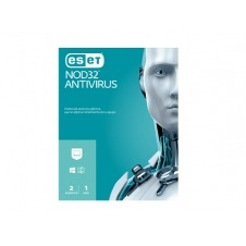 ESET NOD32 Antivirus - License - 1 year - 2 pcs - Download - Windows/MacOS/Linux - Multilanguage
