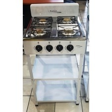 Estufa de mesa con 2 entrepaños de 4 hornillas MARCA PREMIERE BY ABM