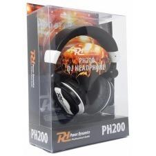 PH200 Auriculares DJ Blancos