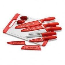 Set de 11 piezas de cuchillos MARCA CUISINART