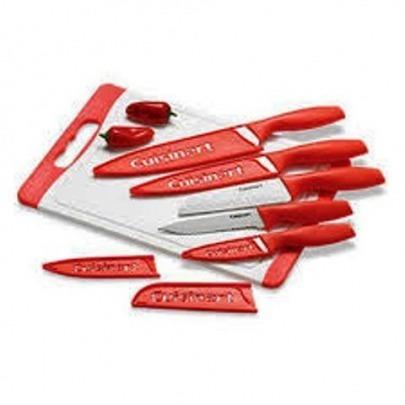 Cuchillos Cuisinart de Acero Inoxidable Set de 11 Piezas