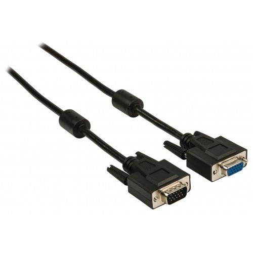 Cable VGA (HD-15) Macho/Hembra 3m