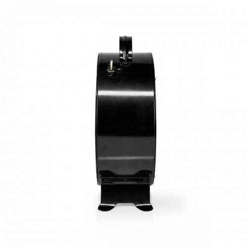 Ventilador de mesa | Alimentado por la red | Diámetro: 25 cm | 20 W | 2 Velocidades | Negro
