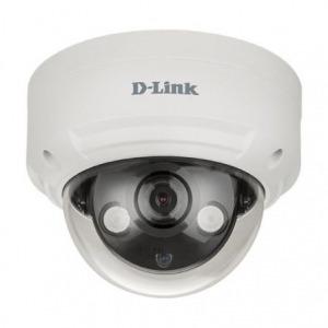 Cámara de Videovigilancia D-Link DCS-4614EK/ 100º/ Visión Nocturna/ Control desde APP
