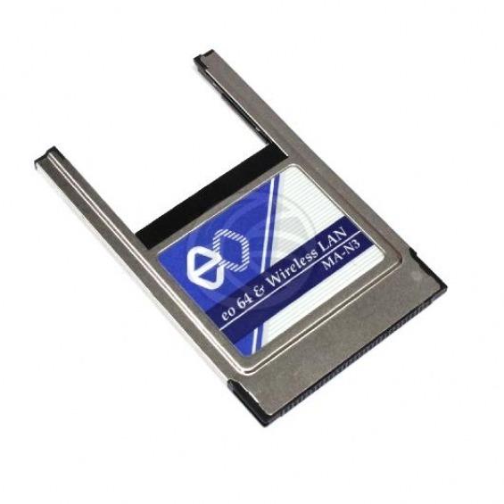 Tarjeta Adaptadora PCMCIA a COMPACTFLASH