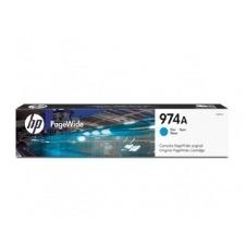 HP - 974a - Ink cartridge - Cyan - Pagewide