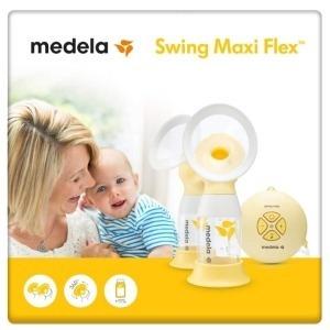 Sacaleches Eléctrico Medela Swing Maxi Flex (Talla S/M) (Reacondicionado A+)