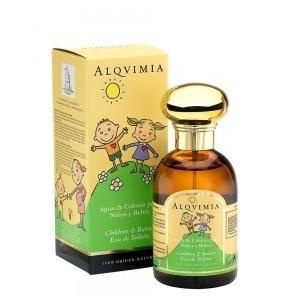 Perfume Infantil Agua de Colonia para Niños y Bebés Alqvimia EDT (100 ml)