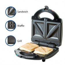 Sandwichera multifuncional de acero inoxidable MARCA PREMIUM