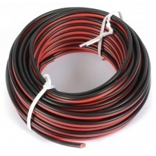 RX30 Cable Universal Rojo & Negro 10m 2x 0.75mm