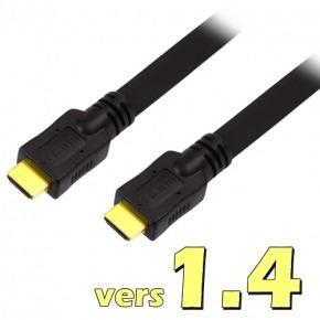 Cable HDMI version 1.4 (con ethernet) 2.00m