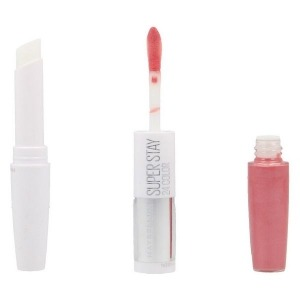 Pintalabios Maybelline Superstay 24H 150 Delicious Pink Líquido