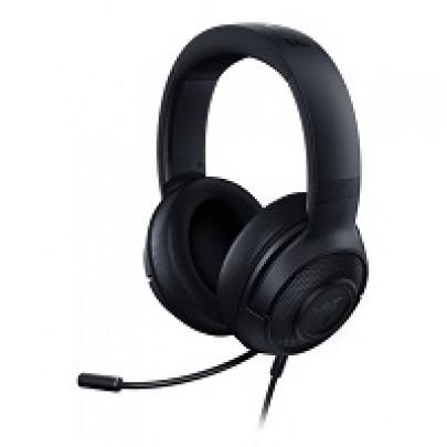 Razer Kraken X Lite - Headset - 7.1 channel - full size - wired - 3.5 mm jack - noise isolating