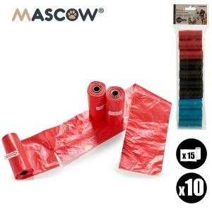 Bolsas Plástico (10 Piezas) Mascota