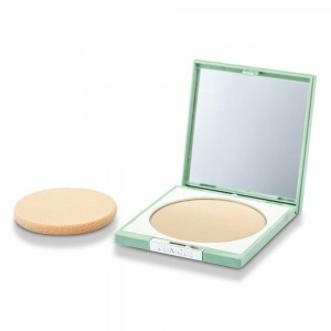 Polvos Compactos Stay Matte Oil-free Clinique 17-Stay Golden (7,6 g)