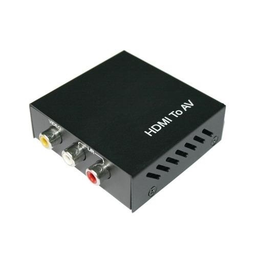 Conversor HDMI a AV 1080p