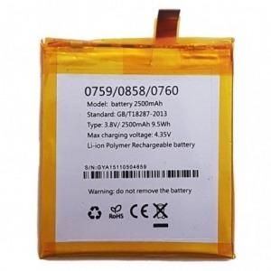 Bateria BQ Aquaris E5 HD E5 FHD 2500 mAh