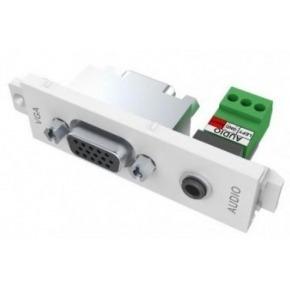 Módulo VGA + audio de VISIOn serie TC3