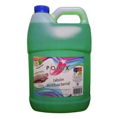 Jabón Para Manos POLUX Manzana Verde Galón