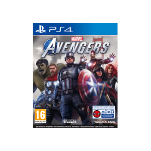 JUEGO PS4 MARVEL AVENGERS