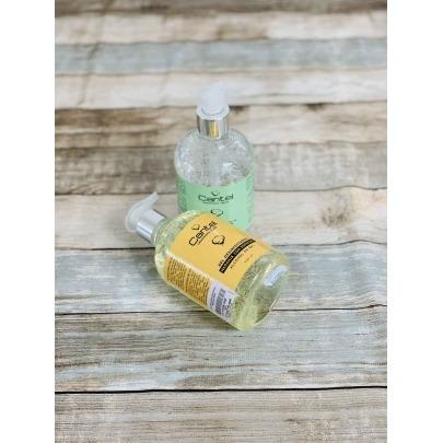 Antibacterial en Gel de 500 ml con Aroma a Naranja Marca Cantel