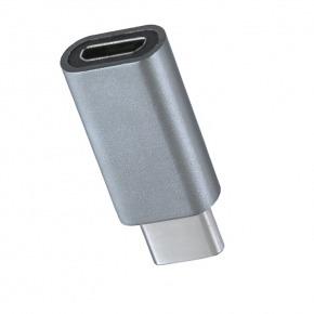 Adaptador USB C macho a microUSb hembra
