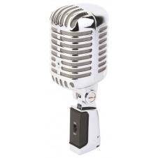 PDS-M02 Microfono estilo Retro Cromado