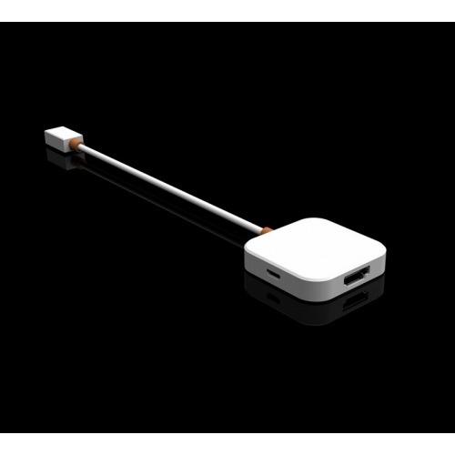 Adaptador de SlimPort a HDMI de 20cm