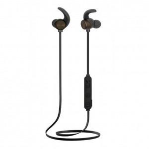 Auriculares Deportivos Bluetooth 4.2 In Ear Negro Fonestar