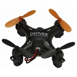 Dron Denver Electronics DRO-120 2.4 GHz 150 mAh Negro
