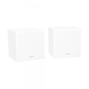 Router Tenda NOVA MW12 Mesh WIFI 5 Ghz (2 uds) Blanco