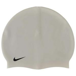 Gorro de Natación Nike 93060-044 Gris (Talla única)
