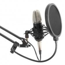 PDS-M16 Pantalla antiviento 15cm para microfono