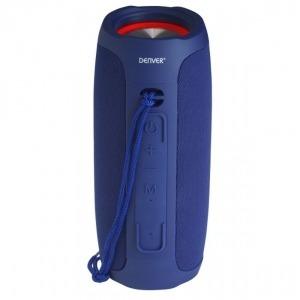 Altavoz Bluetooth Inalámbrico Denver Electronics BTV-220BLUE Azul