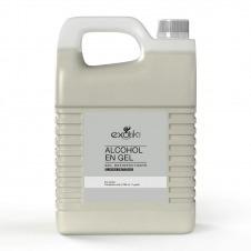 Gel Desinfectante Sin Aroma 3.785litro