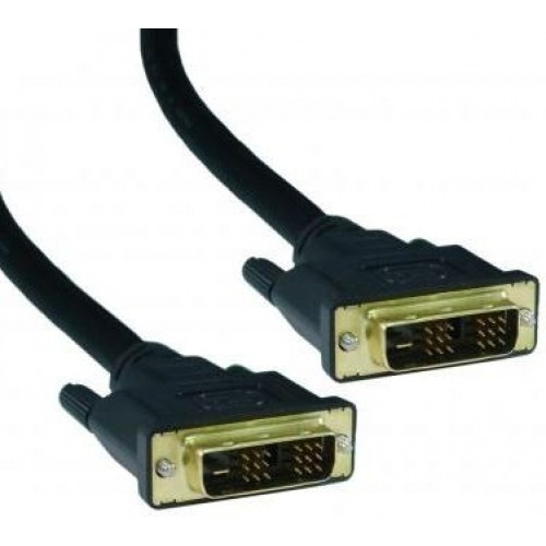 Cable DVI-D (18+1) 5.00m