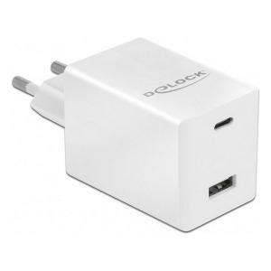 Cargador USB Pared DELOCK 41448 45W