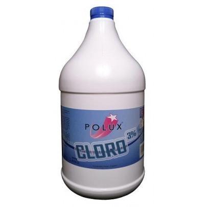 Cloro 3% POLUX Galón