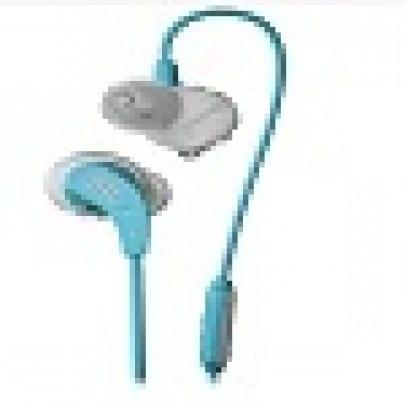 JBL Endurance RUN - Earphones with mic - in-ear - wired - teal