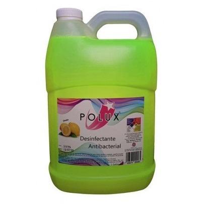 Desinfectante Marca Polux Limón 1 Galón