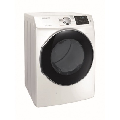 Samsung - Washer/dryer - WF22M5500AWAP - Tecnología VRT Plus™ reduce el ruido y la vibración del lavado - Tecnología Smart Care es un sistema automático de control de errores. Con una aplicación para