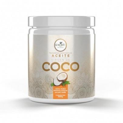 Aceite Virgen de Coco 100g