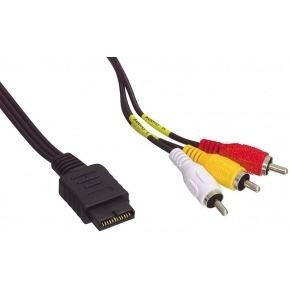 Cable de AV para PS2 y PS3 de 1.5m
