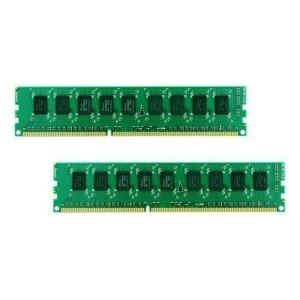 Ranuras de memoria Synology RAMEC1600DDR3-2GBX2 4 GB (2x2GB) DDR3 1600Mhz