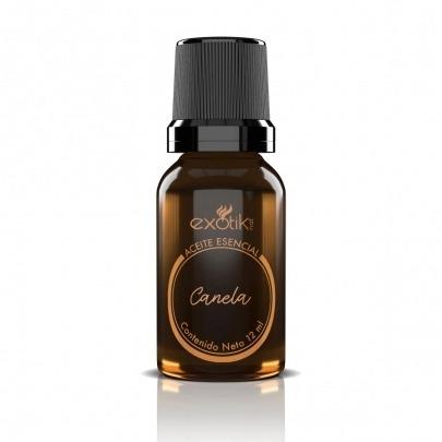 Aceite Esencial de Canela de 12ml Marca Exotik Nat
