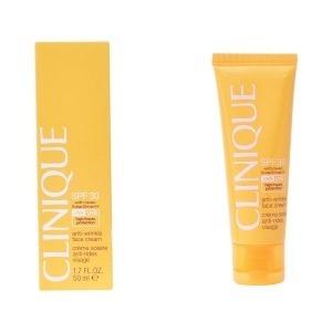 Protector Solar Facial Anti-wrinkle Clinique SPF 30 (50 ml)