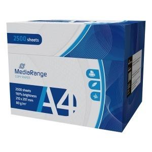 Papel para Imprimir MediaRange MRINK110 Blanco (500 pcs) (Reacondicionado A+)