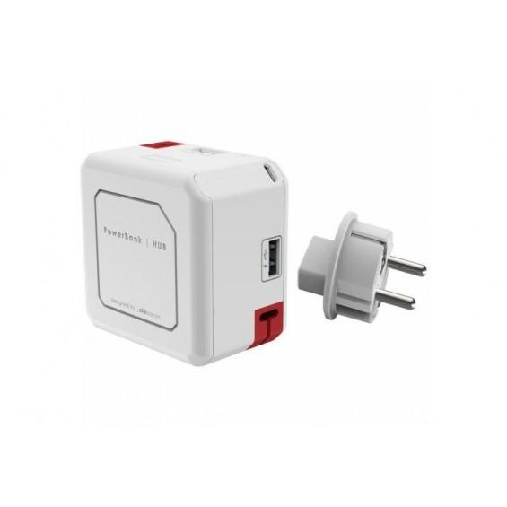 PowerBank 5000mAH con 4 puertos USB